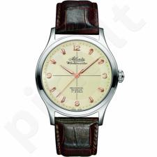 Vyriškas laikrodis ATLANTIC Worldmaster 53654.41.95R