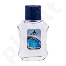 Adidas UEFA Champions League Star Edition, losjonas po skutimosi vyrams, 50ml