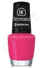 Dermacol Neon Polish, kosmetika moterims, 5ml, (03 pink)