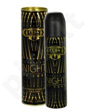 Cuba Night, EDP moterims, 100ml