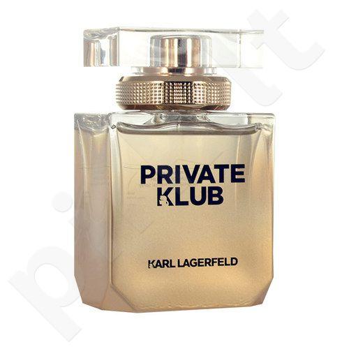 Lagerfeld Karl Lagerfeld Private Klub, EDP moterims, 85ml, (testeris)