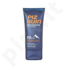Piz Buin Mountain Sun kremas SPF50, kosmetika moterims, 50ml