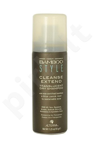 Alterna Bamboo Style Cleanse Extend Dry šampūnas, kosmetika moterims, 35g