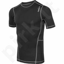Marškinėliai treniruotėms Reebok Workout Compression Short Sleeve M AO0606