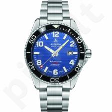 Vyriškas laikrodis ATLANTIC Worldmaster DIVER 55375.47.55S
