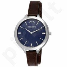 Moteriškas laikrodis BISSET Ribbon Long BSAE20SIDX03BX