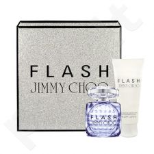 Jimmy Choo Flash rinkinys moterims, (EDP 60ml + 100ml kūno losjonas)