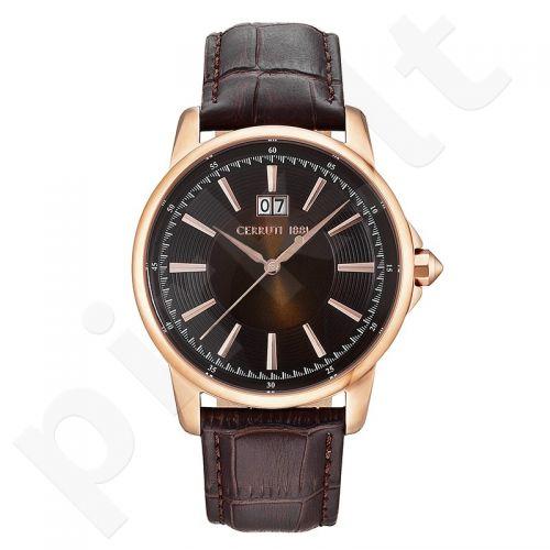 Vyriškas laikrodis Cerruti 1881 CRA072SR12BR