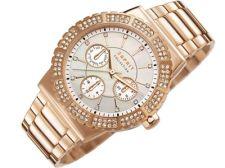 Esprit EL102062F05 Angelia Rose Gold moteriškas laikrodis