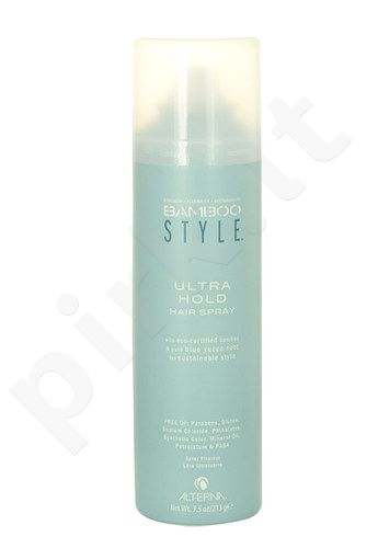 Alterna Bamboo Style Ultra Hold Hair purškiklis, kosmetika moterims, 213g
