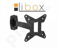 TV wallmount Libox PEKIN LB-240 | 17''-32'', VESA 100x100mm, 20 kg, vertical