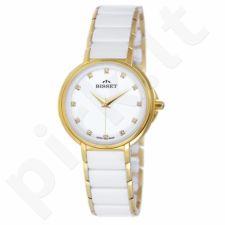 Moteriškas laikrodis BISSET BSBX01GIWX03BX