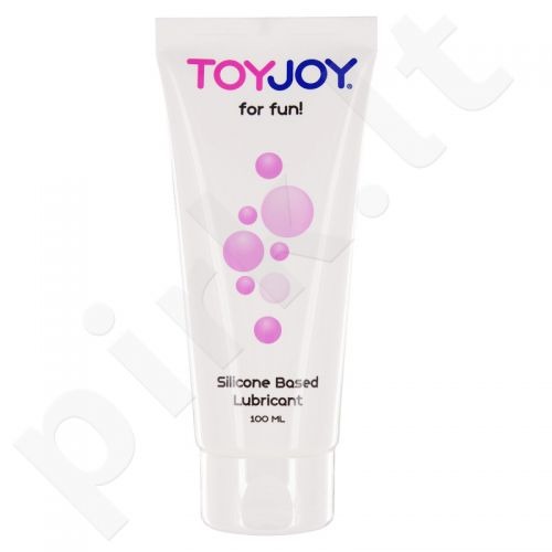 Lubrikantas Toy Joy silikono pagrindo (100 ml)