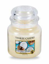Yankee Candle Coconut Splash, aromatizuota žvakė moterims ir vyrams, 411g