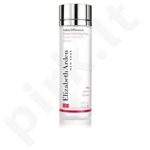 Elizabeth Arden Visible Difference Gentle Hydrating Toner, 200ml, kosmetika moterims