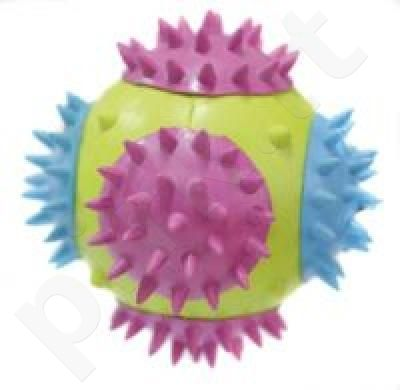 GUM TOY WITH POINTS 6.5cm