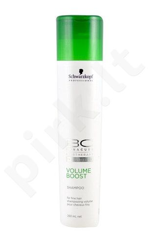 Schwarzkopf BC Cell Perfector Volume Boost šampūnas, kosmetika moterims, 250ml