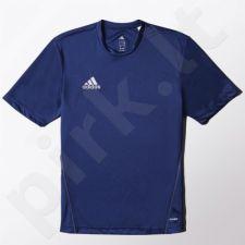 Marškinėliai futbolui Adidas Core Training Jersey M S22390