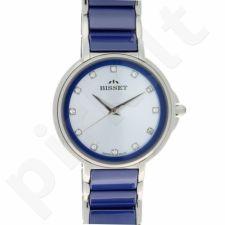 Moteriškas laikrodis BISSET BSBX01SISX03BX