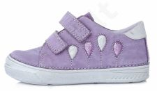 Auliniai D.D. step violetiniai batai 31-36 d. 040434bl