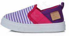 D.D. step violetiniai batai 21-26 d. csg-110a