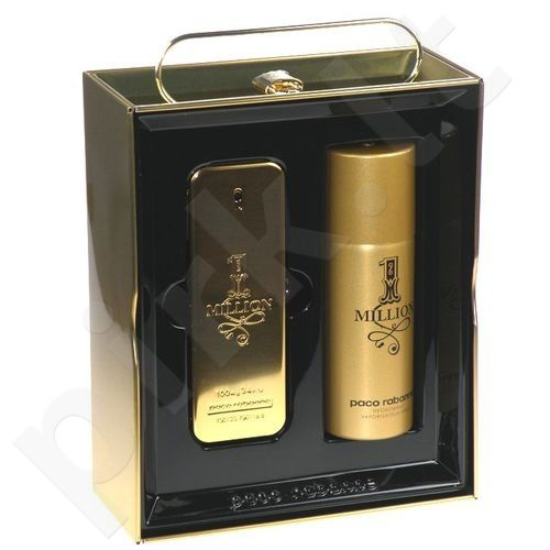 Paco Rabanne (EDT 100 ml + 150 ml Deodorant) 1 Million, rinkinys vyrams