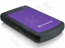 Išorinis diskas Transcend 2.5' 2TB USB3 Triguba smūgių slopinimo sistema