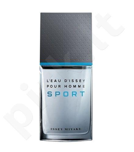 Issey Miyake L´Eau D´Issey Sport, tualetinis vanduo vyrams, 100ml, (testeris)