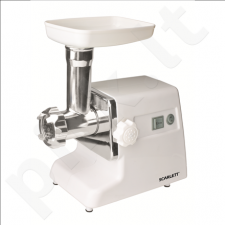 Scarlett SC-4249 Meat Grinder, 1200 W, High quality stainless steel knife,  Rubber feet