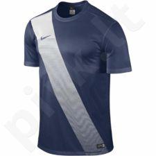 Marškinėliai futbolui Nike SASH M 645497-410