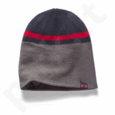 Kepurė  dvipusė  Under Armour Mens 4in1 Beanie M 1262144-009