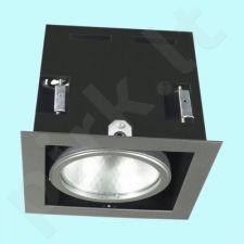 Downlight tipo šviestuvas MTH-1150-GR ESPERO