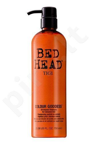 Tigi Bed Head Colour Goddess šampūnas, kosmetika moterims, 400ml