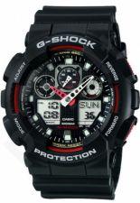Vyriškas laikrodis Casio G-Shock GA-100-1A4ER