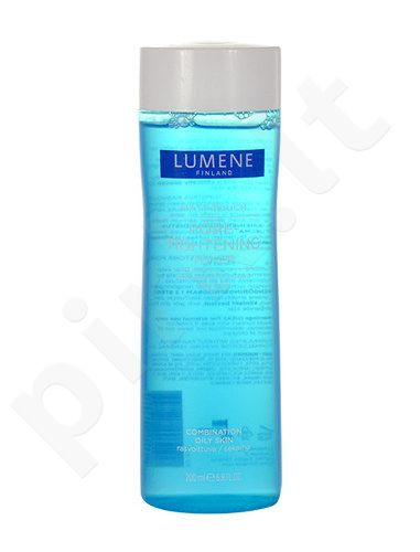 Lumene Matt Touch Pore-Tightening Toner, kosmetika moterims, 200ml