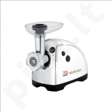 TEFAL NE610138 Meat mincer, Button on/off Self-sharpening stainless steel blade, Power 600W (max 2000W)