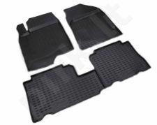 Guminiai kilimėliai 3D CHEVROLET Captiva 2006-2011, 4 pcs. /L08016