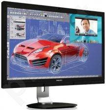 Monitorius Philips P-line 272P4QPJKEB/00 27'' LED Full HD, DVI,DP, HDMI, USB