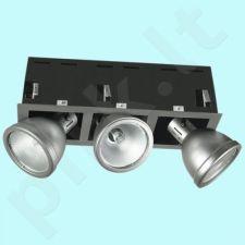 Downlight tipo šviestuvas MTH-3150-GR ESPERO