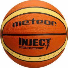 Krepšinio kamuolys Meteor Inject 14 roz 6 07071