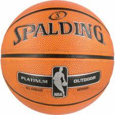 Krepšinio kamuolys Spalding NBA Platinum Outdoor 2017