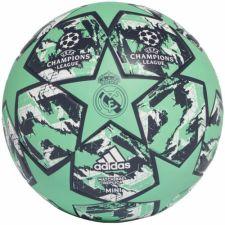Futbolo kamuolys adidas Finale Real Madryt Mini  DY2544 žalio atspalvio