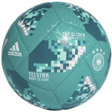 Futbolo kamuolys adidas Telstar Top Glider WC 18 Ball DFB CE9974