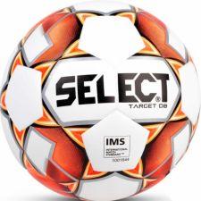Futbolo kamuolys Select Target DB IMS 5 biało
