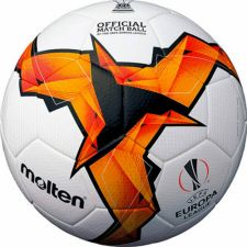 Futbolo kamuolys Molten Official UEFA Europa League M F5U5003-K19