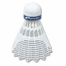 Badmintono skraidukės Spokey Shoot Blue Medium /6vnt/ 83436