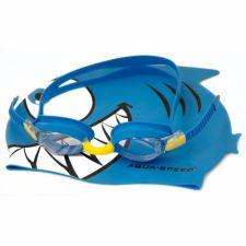 Plaukimo rinkinys Aqua-Speed Set Fish Junior 1148 01