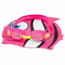 Plaukimo rinkinys Aqua-Speed Set Fish Junior 1149 03