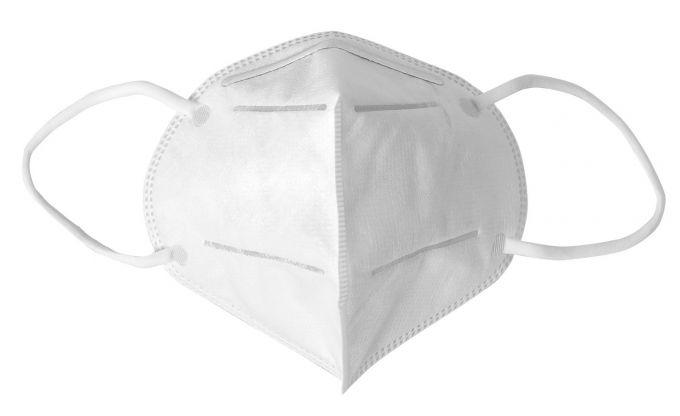 Apsauginių veido kaukė-respiratorius FFP2 / KN95 1vnt