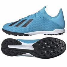 Futbolo bateliai Adidas  X 19.3 TF M F35375